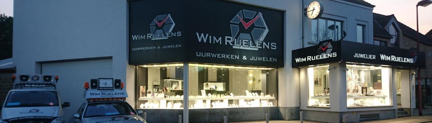 Juwelier Wim Ruelens